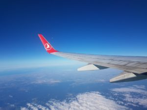 let z Košíc s Turkish Airlines