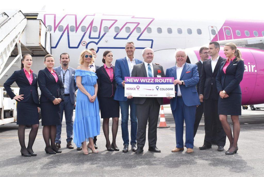 nové linky z Letiska Košice