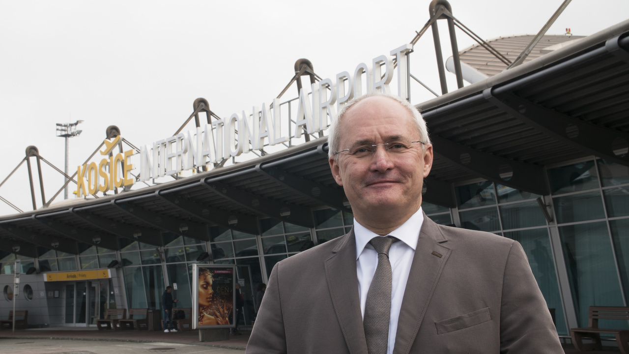 Košice Airport Magazine Michael Tmej