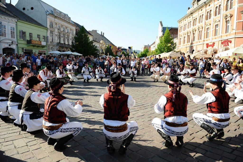 Oslavy dňa mesta Košice
