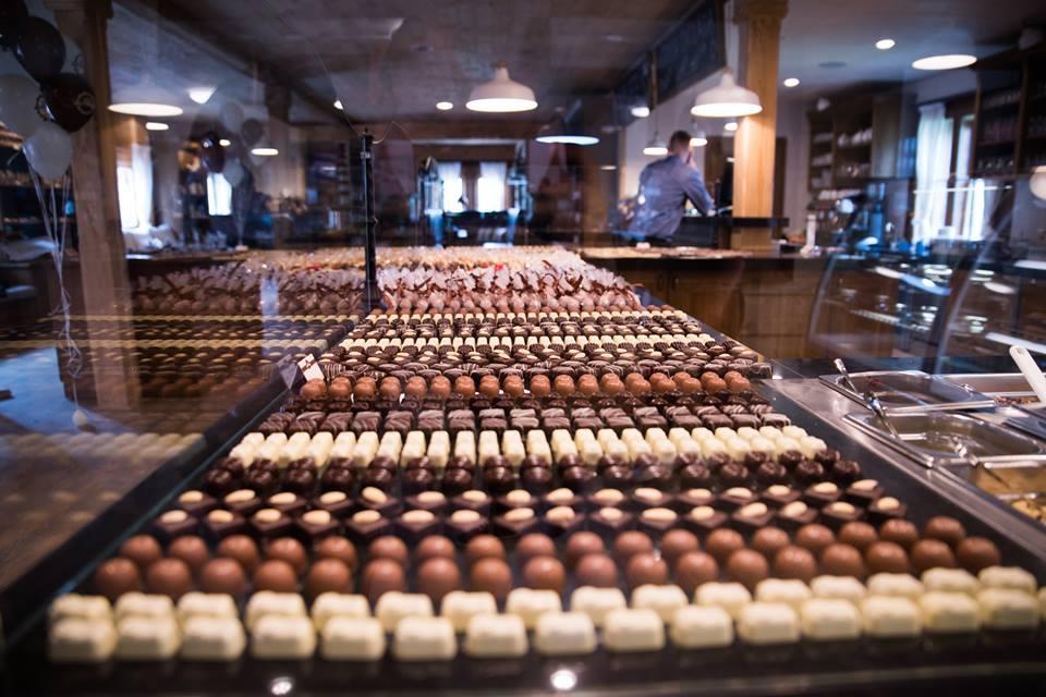 Nestville chocolate