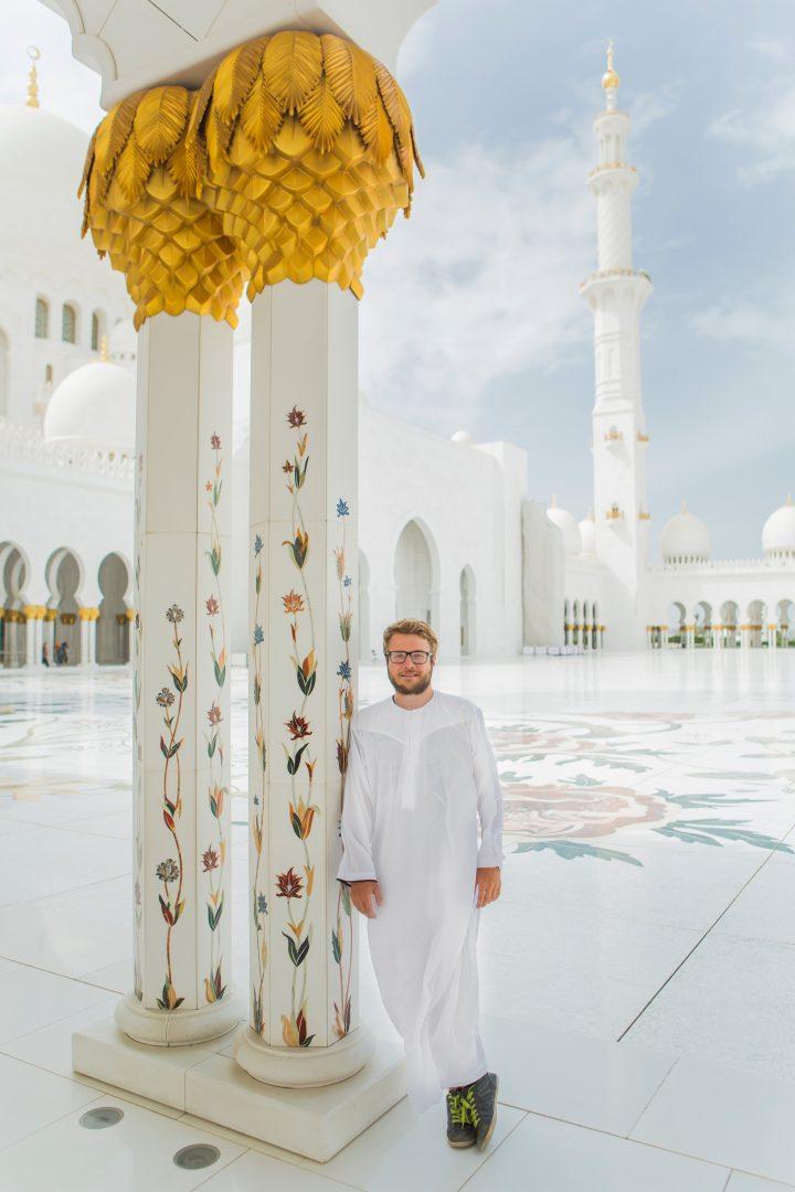 Pavel Višňovský Abu Dhabi