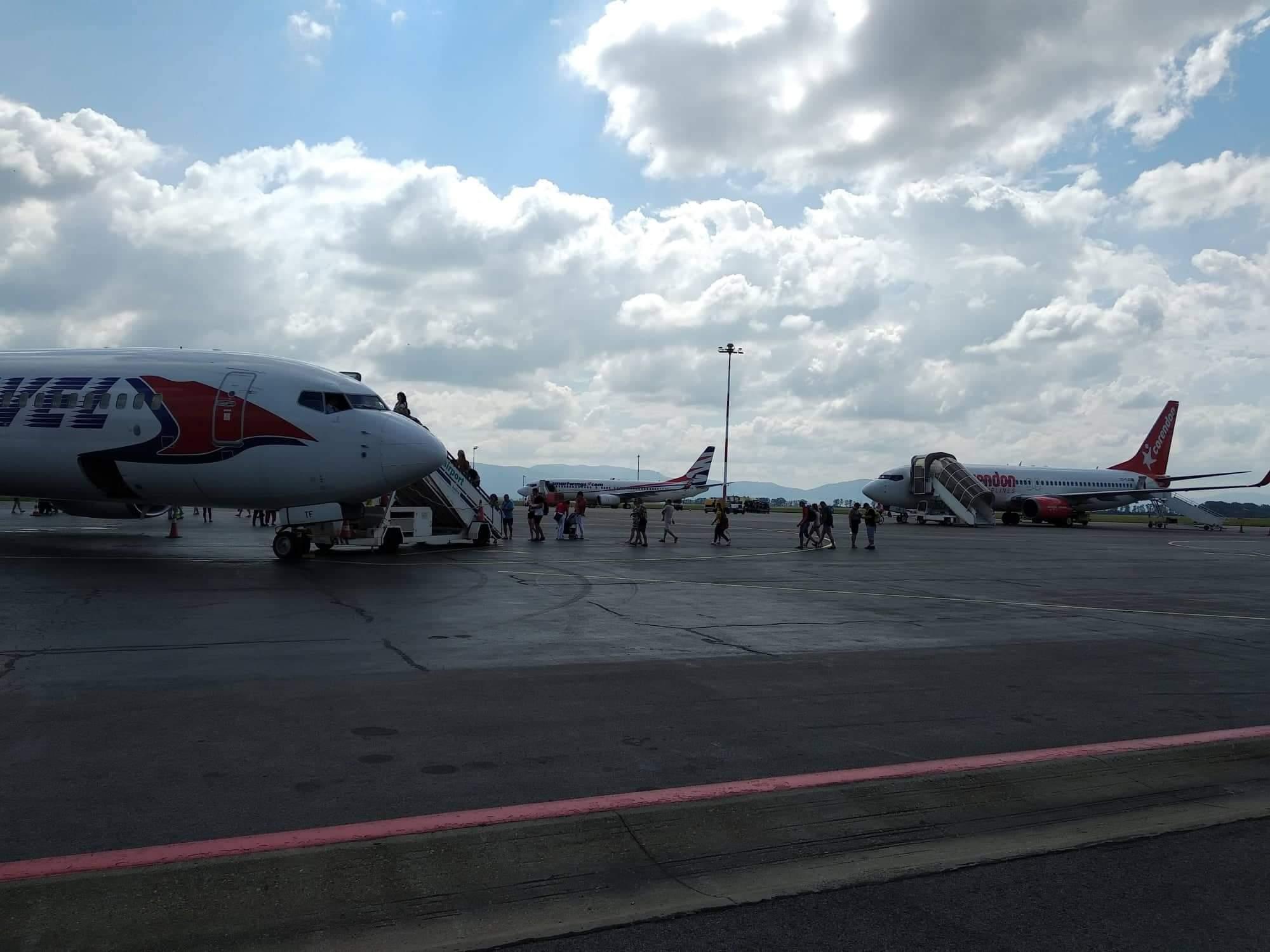 letisko Košice, rekordný jún 2019