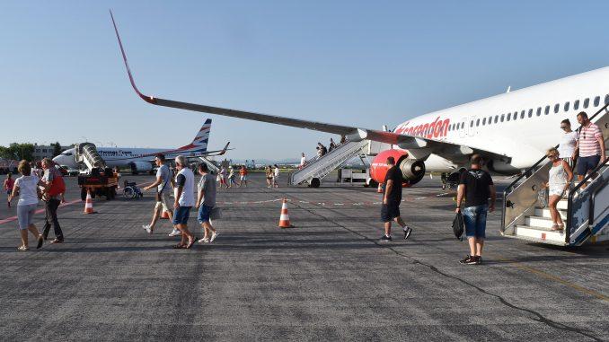 letisko Košice jún 2019